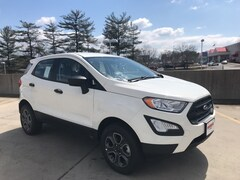 New 2019 Ford EcoSport S SUV CC266605 Gaithersburg, MD