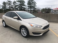 New 2018 Ford Focus SE Sedan Springfield, VA