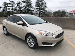 New 2018 Ford Focus SE Sedan CL302274 for sale near you in Richmond, VA