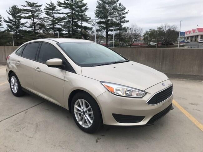 New 2018 Ford Focus SE Sedan in Gaithersburg, MD