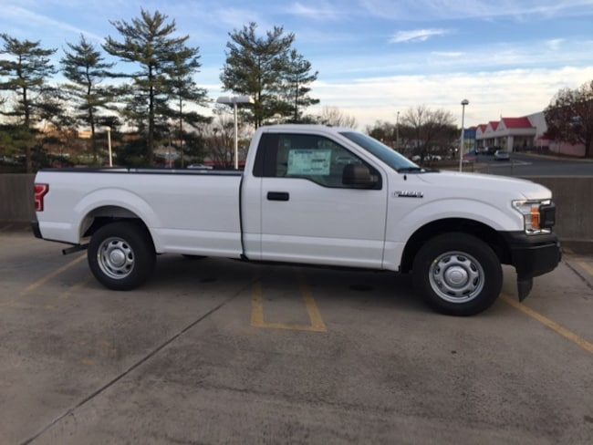 New 2018 Ford F-150 XL Truck Regular Cab in Gaithersburg, MD