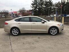 New 2018 Ford Fusion SE Sedan Springfield, VA