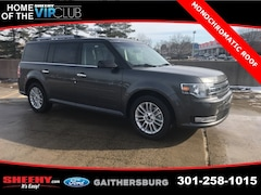New 2019 Ford Flex SEL SUV CBA12061 Gaithersburg, MD