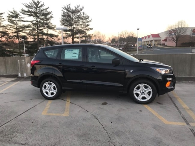 New 2019 Ford Escape S SUV in Gaithersburg, MD