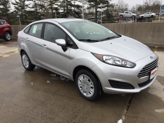 New 2019 Ford Fiesta S Sedan in Gaithersburg, MD