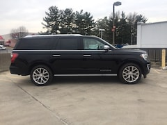 New 2018 Ford Expedition Max Platinum SUV CEA65861 for sale near you in Richmond, VA