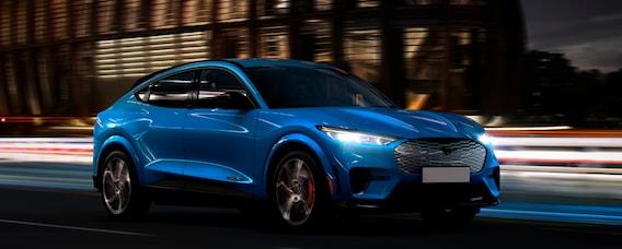 2021 Ford Mustang Mach E Springfield Va New 2021 Mustang Mach E