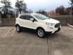 New 2018 Ford EcoSport SE SUV CC217466 Gaithersburg, MD