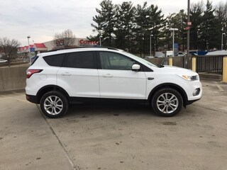 New 2018 Ford Escape SE SUV in Ashland, VA