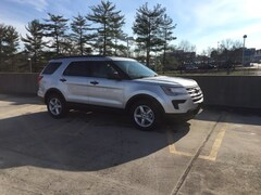 New 2019 Ford Explorer Base SUV CGA58538 Gaithersburg, MD