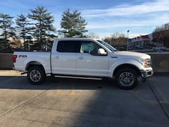 New 2018 Ford F-150 Lariat Truck SuperCrew Cab CKG00062 Gaithersburg, MD