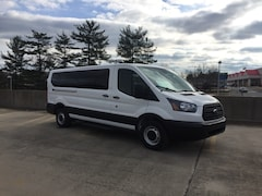 New 2019 Ford Transit-350 Wagon Low Roof Passenger Van CKA22823 for sale near you in Richmond, VA