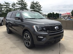 New 2019 Ford Expedition Max Limited SUV CEA53392 Gaithersburg, MD
