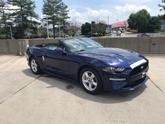 New 2019 Ford Mustang Ecoboost Convertible C5185045 Marlow Heights MD