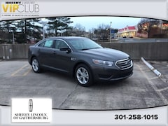 New 2019 Ford Taurus SE Sedan CG105484 Marlow Heights MD