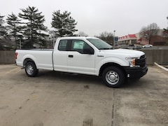 New 2019 Ford F-150 XL Truck SuperCab Styleside CKC28205 Gaithersburg, MD