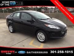 2019 Ford Fiesta SE Sedan for sale near you in Gaithersburg, MD