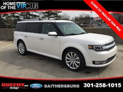 New 2019 Ford Flex Limited w/EcoBoost SUV CBA16950 Gaithersburg, MD