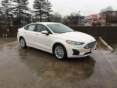 New 2019 Ford Fusion Hybrid SE Sedan CR112276 Gaithersburg, MD