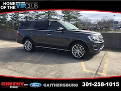 New 2019 Ford Expedition Limited SUV CEA05404 Gaithersburg, MD