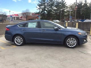 New 2019 Ford Fusion Energi Titanium Sedan CR194415 for sale near you in Ashland, VA
