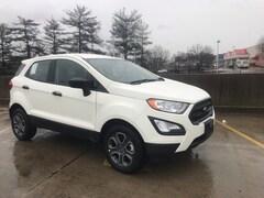 New 2019 Ford EcoSport S SUV CC252900 Gaithersburg, MD