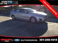 New 2019 Ford Fusion S Sedan CR128442 Gaithersburg, MD