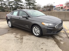 New 2019 Ford Fusion Hybrid SE Sedan CR162843 Gaithersburg, MD