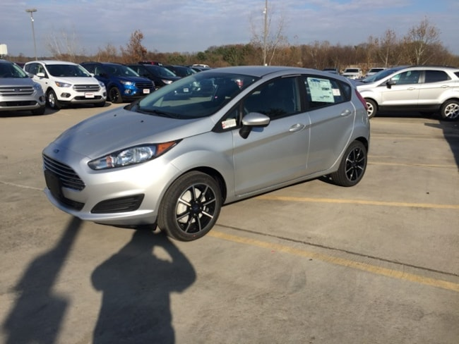 New 2019 Ford Fiesta SE Hatchback in Gaithersburg, MD