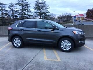 New Ford vehicles 2019 Ford Edge SEL SUV CBB23262 for sale near you in Ashland, VA