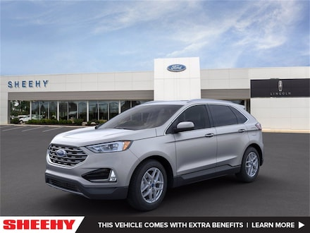 Featured New 2021 Ford Edge SEL SUV for sale near you in Gaithersburg, MD