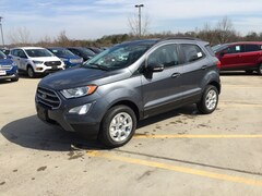 New 2019 Ford EcoSport SE SUV CC266606 Gaithersburg, MD