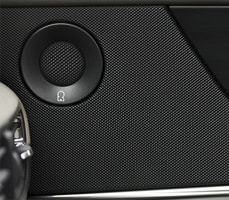 revel audio system