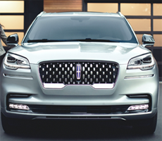 aviator grand touring grille