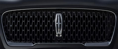 monochromatic grille design