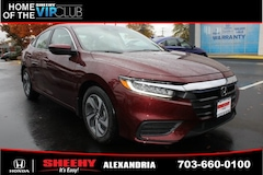 New Honda vehicles 2019 Honda Insight LX Sedan H44313 for sale near you in Alexandria, VA