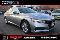 New Honda vehicles 2019 Honda Accord LX Sedan H44571 for sale near you in Alexandria, VA