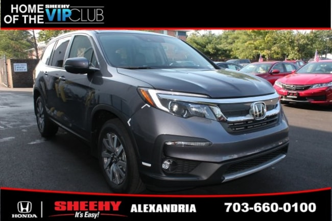 New Honda vehicle 2019 Honda Pilot EX-L SUV for sale near you in Alexandria, VA