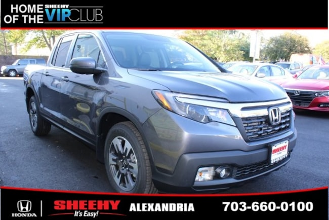 New Honda vehicle 2019 Honda Ridgeline RTL Truck Crew Cab for sale near you in Alexandria, VA