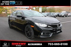 New 2019 Honda Civic EX Hatchback H44301 for sale near you in Alexandria, VA