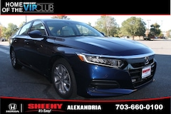 New 2019 Honda Accord LX Sedan H44408 for sale near you in Alexandria, VA