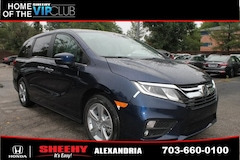 New Honda vehicles 2019 Honda Odyssey EX-L Van H44144 for sale near you in Alexandria, VA