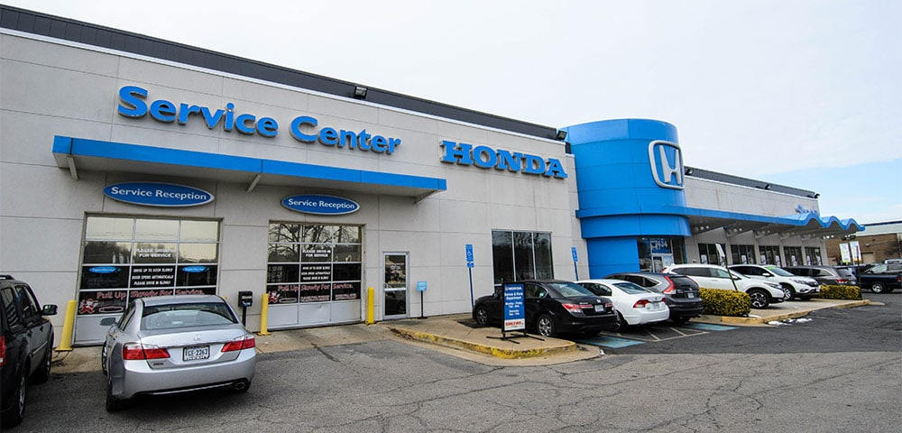 Sheehy Honda In Alexandria VA