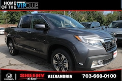 New 2019 Honda Ridgeline RTL-E Truck Crew Cab H44238 for sale near you in Alexandria, VA