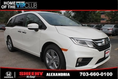 New 2019 Honda Odyssey EX-L Van H44814 for sale near you in Alexandria, VA