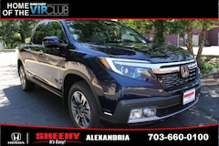 New 2019 Honda Ridgeline RTL-E Truck Crew Cab H44351 for sale near you in Alexandria, VA