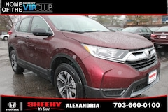 New 2019 Honda CR-V LX SUV H44759 for sale near you in Alexandria, VA