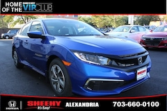New 2019 Honda Civic LX Sedan H44433 for sale near you in Alexandria, VA