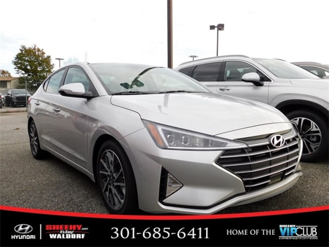 Bargain 2019 Hyundai Elantra Limited Sedan in Waldorf, MD