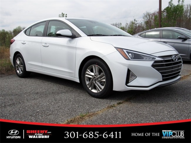 New Hyundai vehicle 2019 Hyundai Elantra Value Edition Sedan for sale near you in Waldorf, MD